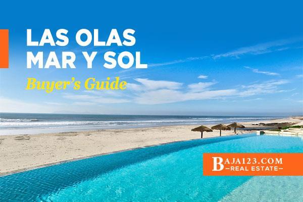 Las Olas Mar y Sol - Rosarito Beach Real Estate