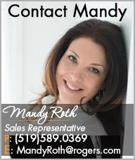 Contact Mandy