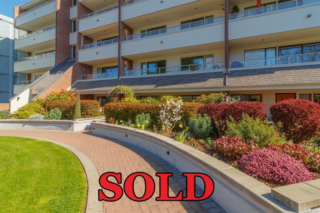 Sold Condo Oak Bay, David Stevens Royal LePage