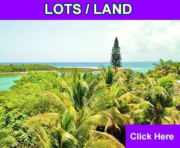 Lots and Land for Sale in Riviera Maya