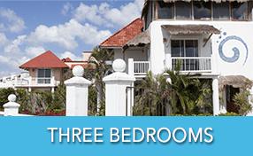 Playa del Carmen Three Bedroom Properties for Sale