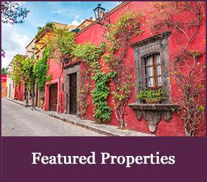 Featured Properties in San Miguel de Alende