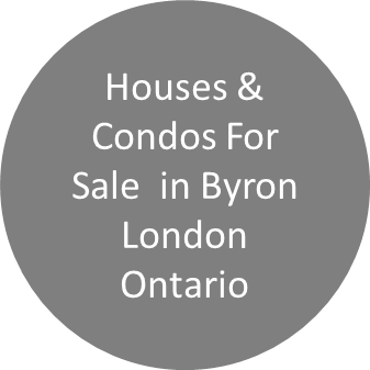 All houses & Condos For Sale in Byron in London Ontario