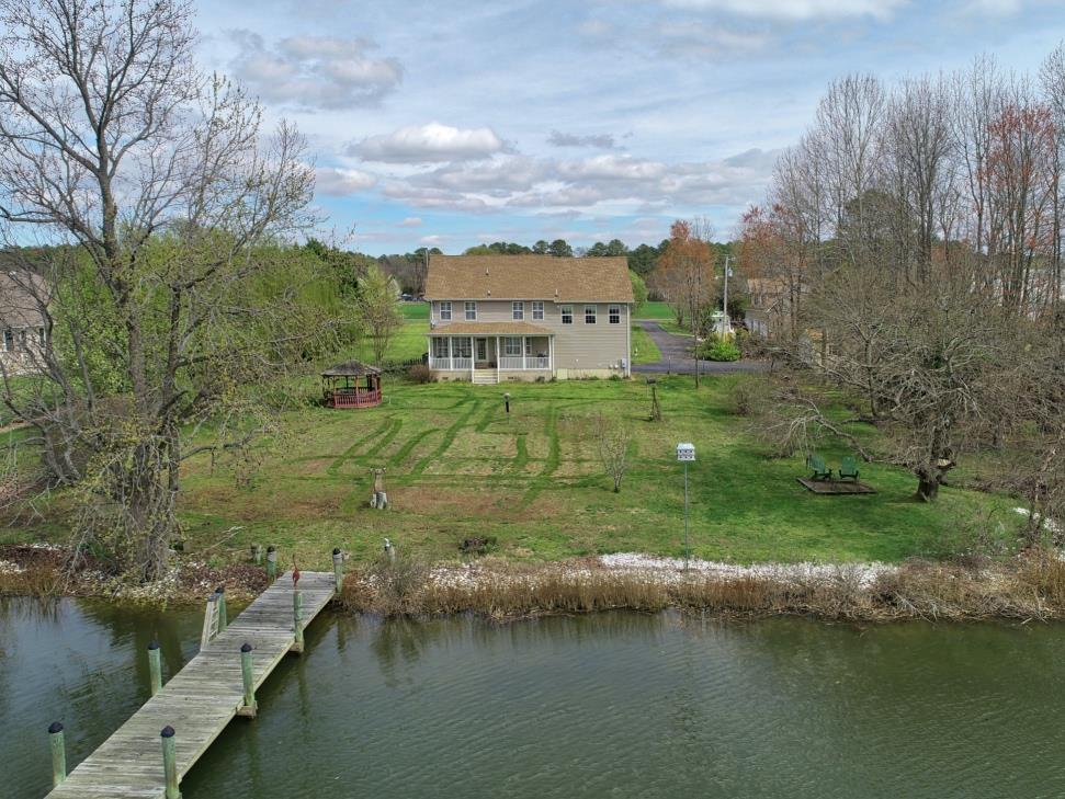 20955 Oakland Hall Road / Avenue MD / St Marys County Waterfront - on Saint Patricks Creek
