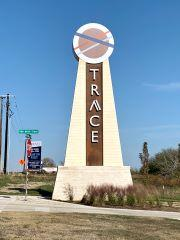 Future Main entrance to Trace