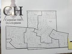 Carpenter Hill Buda 78610 Subdivision Layout