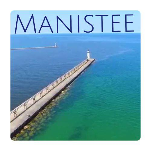 Manistee Michigan Lakefront homes for sale