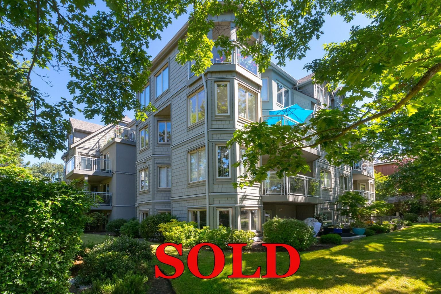 Condo Sold in Saanich East by David Stevens, Royal LePage, Victoria, BC