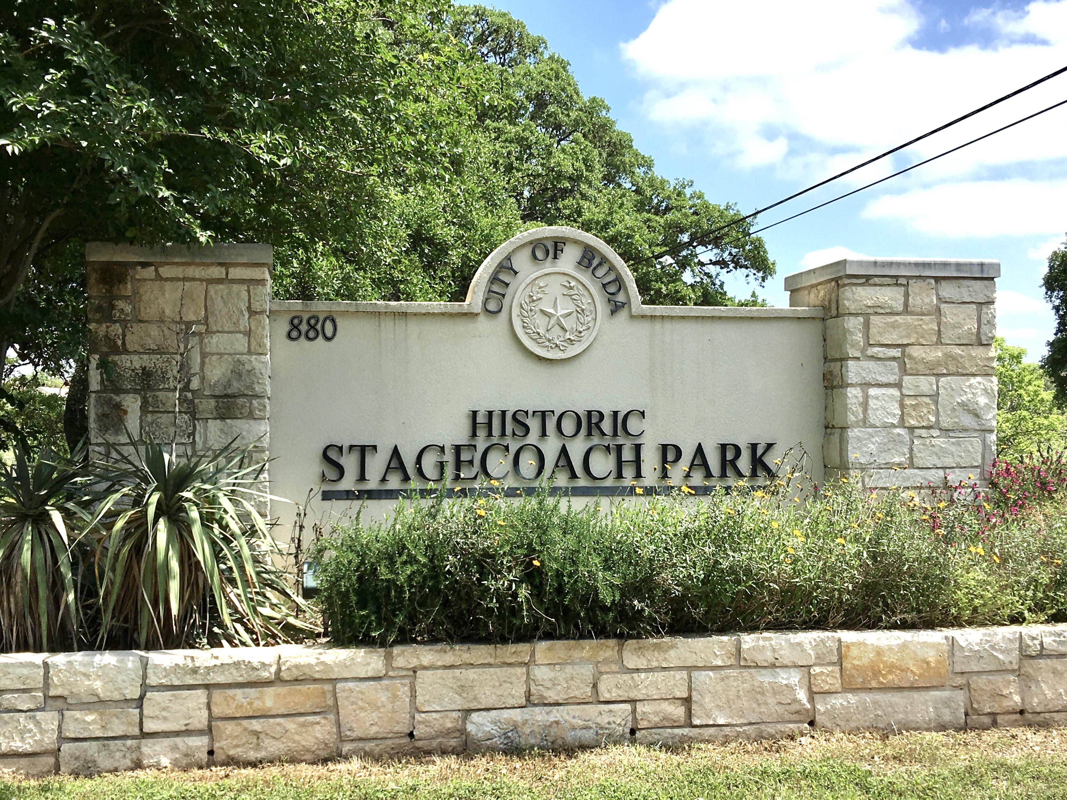 Historic Stagecoach Park Buda TX