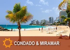 Properties in Condado and MiraMar