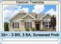 55+ Home For Sale in Traditions of America at Hanover