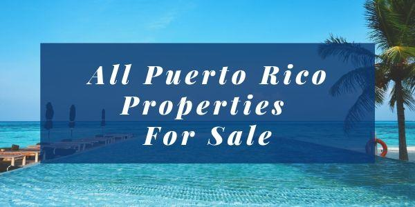Puerto Rico Property for sale