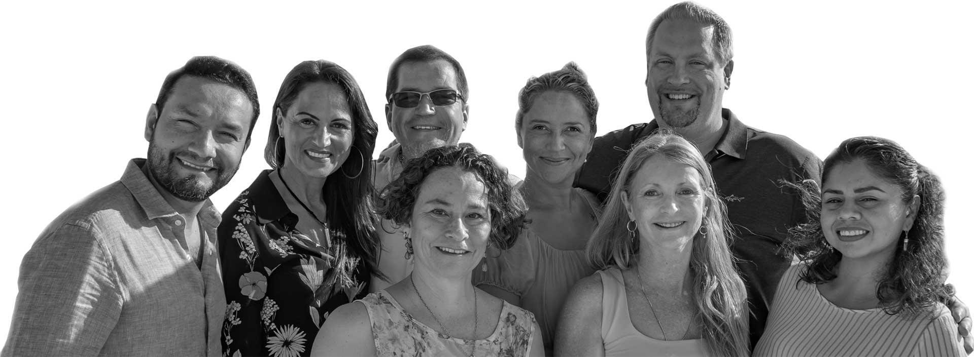 Your team of Real Estate professionals in Riviera Maya