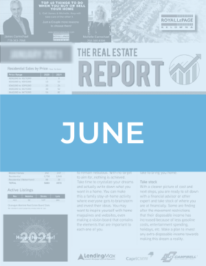 June 2020 Okanagan Real Estate Report