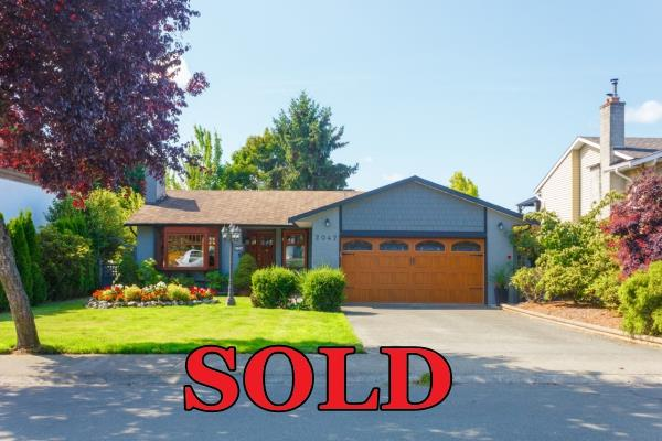 Sold in Sidney, BC by David Stevens Royal LePage Coast Capital Realty