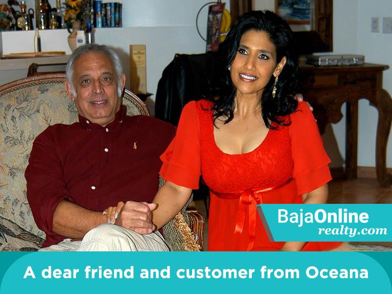 Zinnia With A Dear Friend & Customer From Oceana