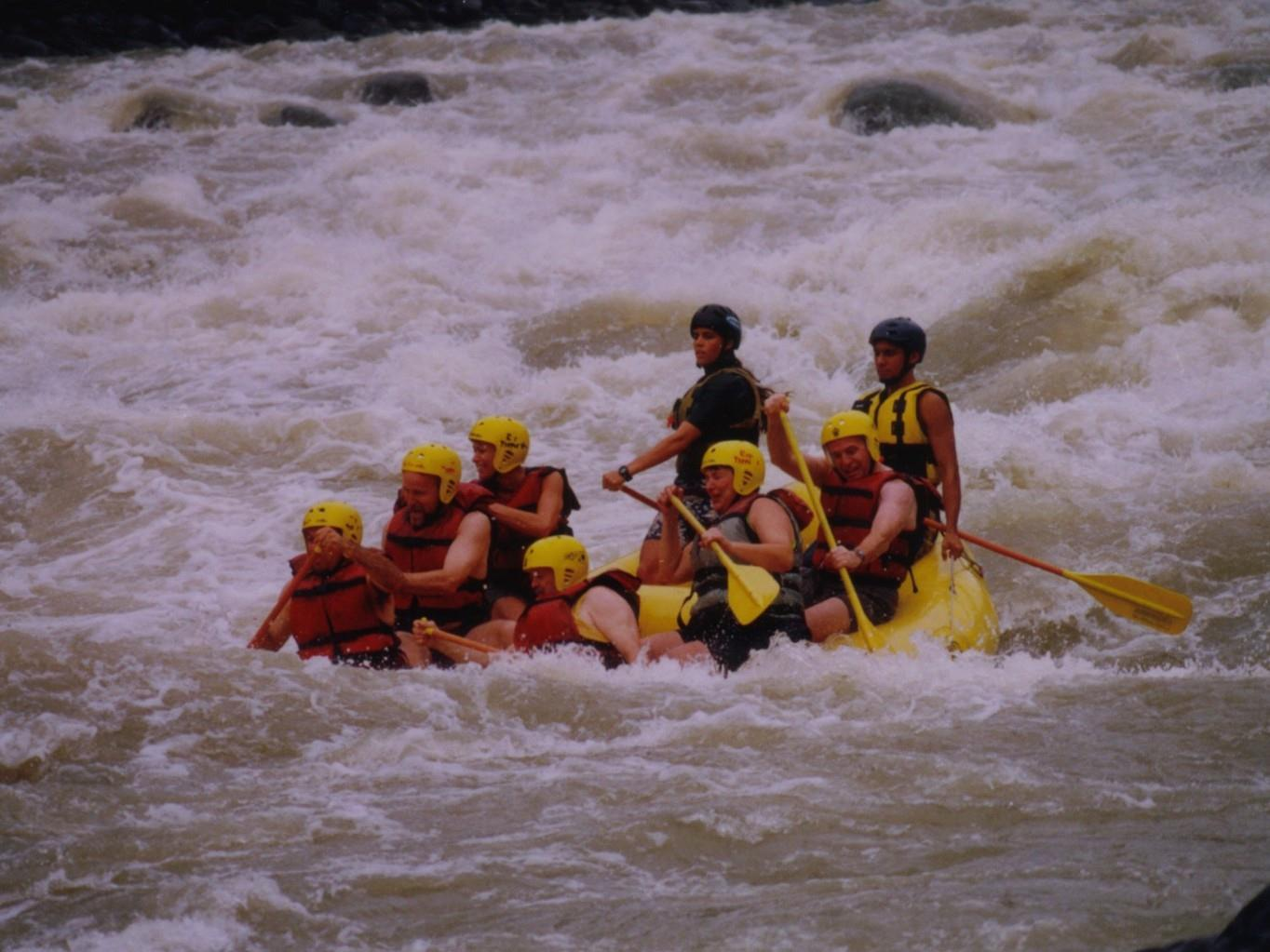 White Water Rafting - Costa Rica