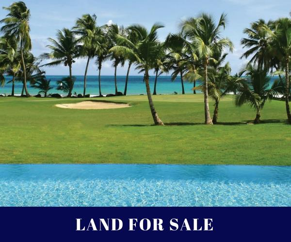 Homesites and land for sale in Punta Cana