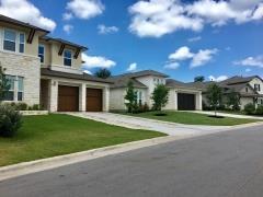 A view of homes in the Greyrock Ridge neighborhood