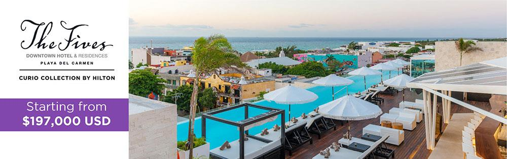 The Fives Downtown Playa del Carmen