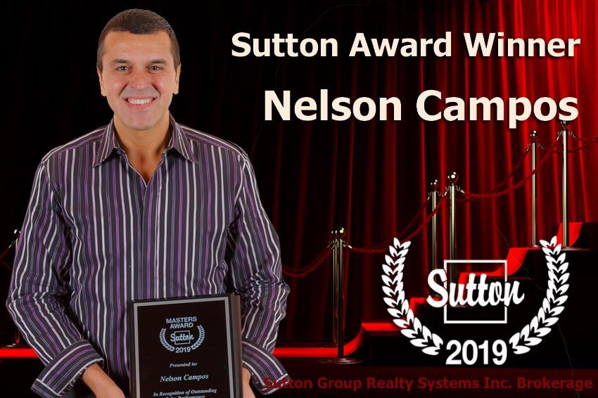 Nelson Campos  Top Real Estate Agent