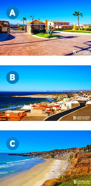 Puerta del Mar Rosarito Beach