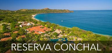 Playa Concha Costa Rica
