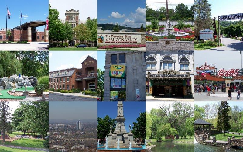 Lehigh Valley Attractions