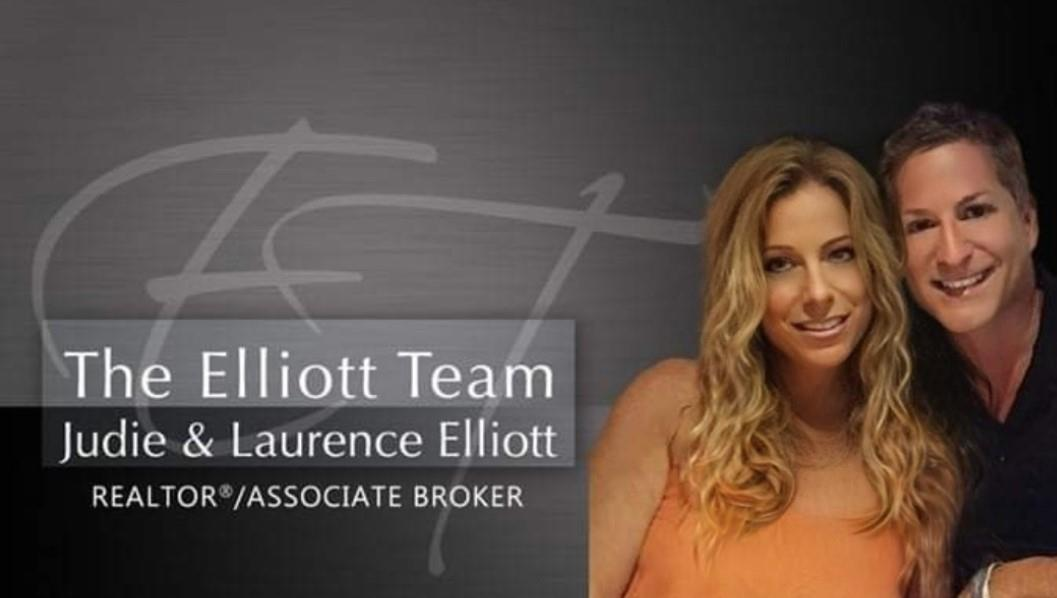 The Elliott Team, Judie & Laurence Elliott.  215.918.HOME  www.SoldByTheElliottTeam.com