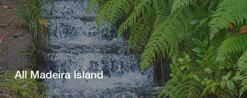 All Madeira Island