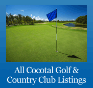 All Cocotal Golf and County Club Listings