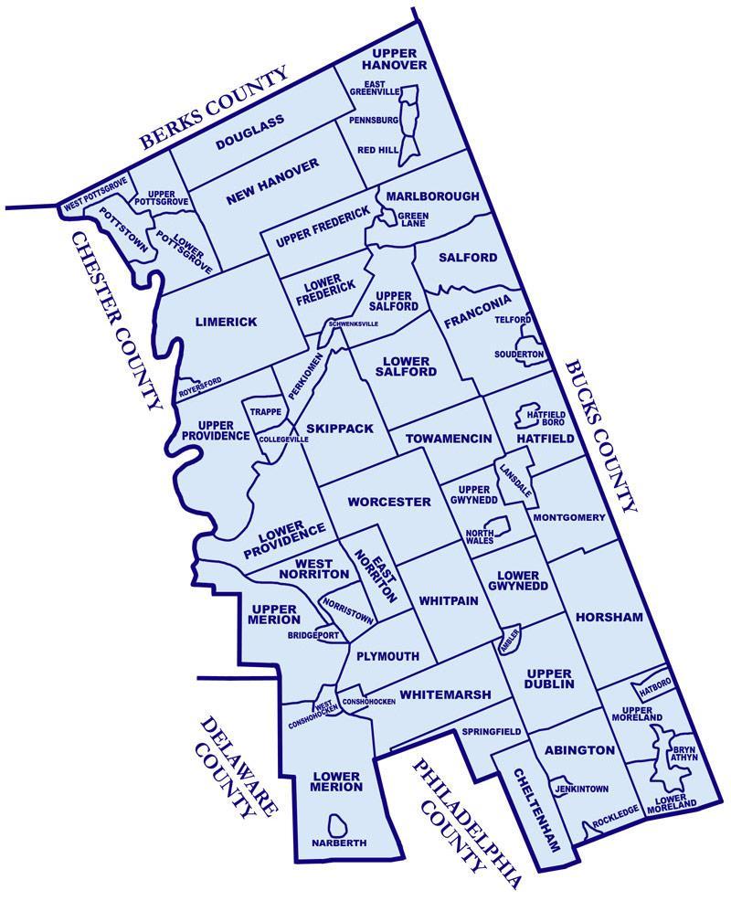 Montgomery County Information