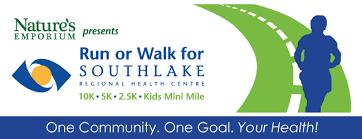 Dennis Paradis Supports Southlake Hospital Run for Southlake