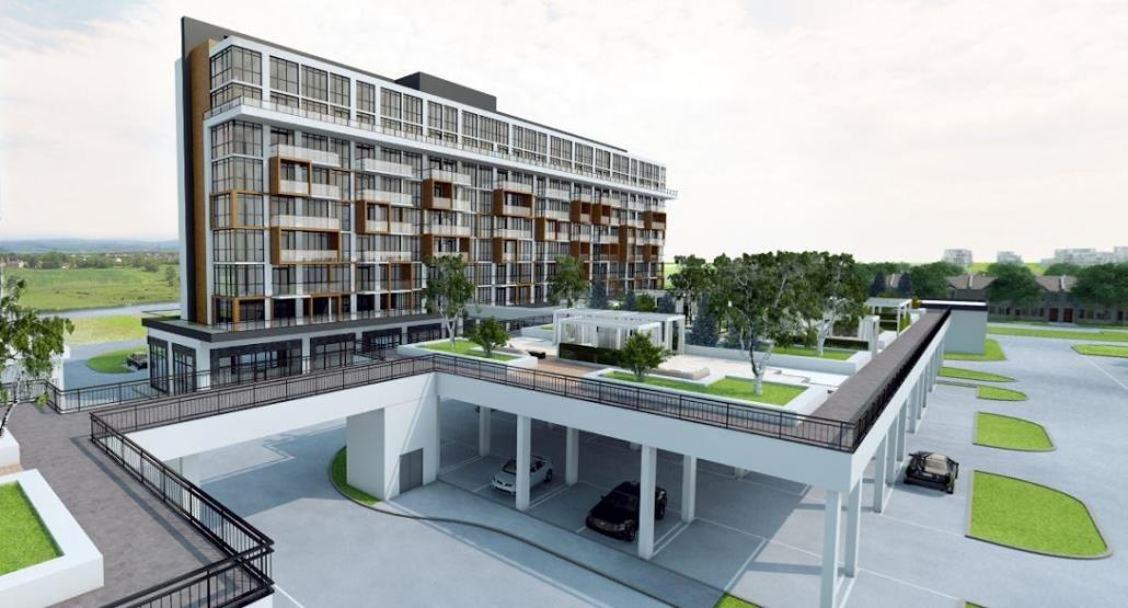 The Tower Residences at Waterview
