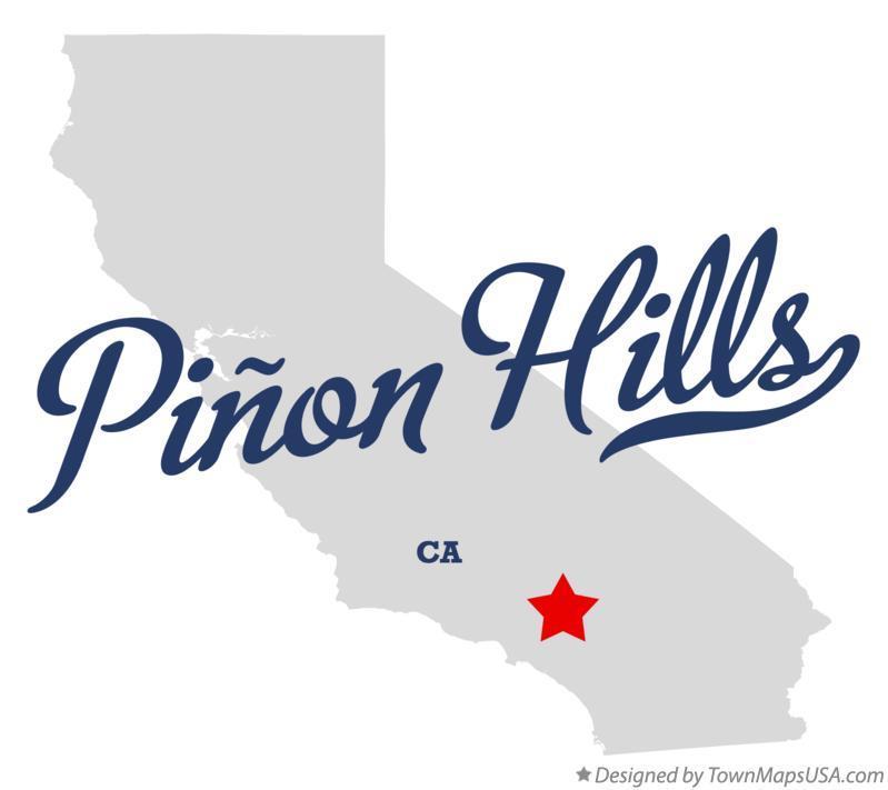 Pinon Hills CA Property Management Services