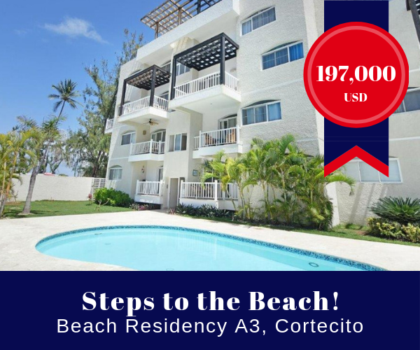 Beach Residency A3 Punta Cana Condo For Sale
