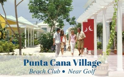 PuntaCana Village in Dominican Republic