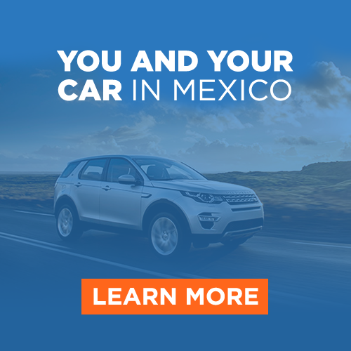 You and Your Car in Mexico