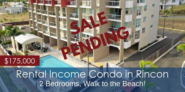 Rincon Beach Condo for sale in Puerto Rico