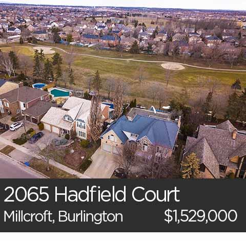 2065 hadfield court millcroft burlington home for sale