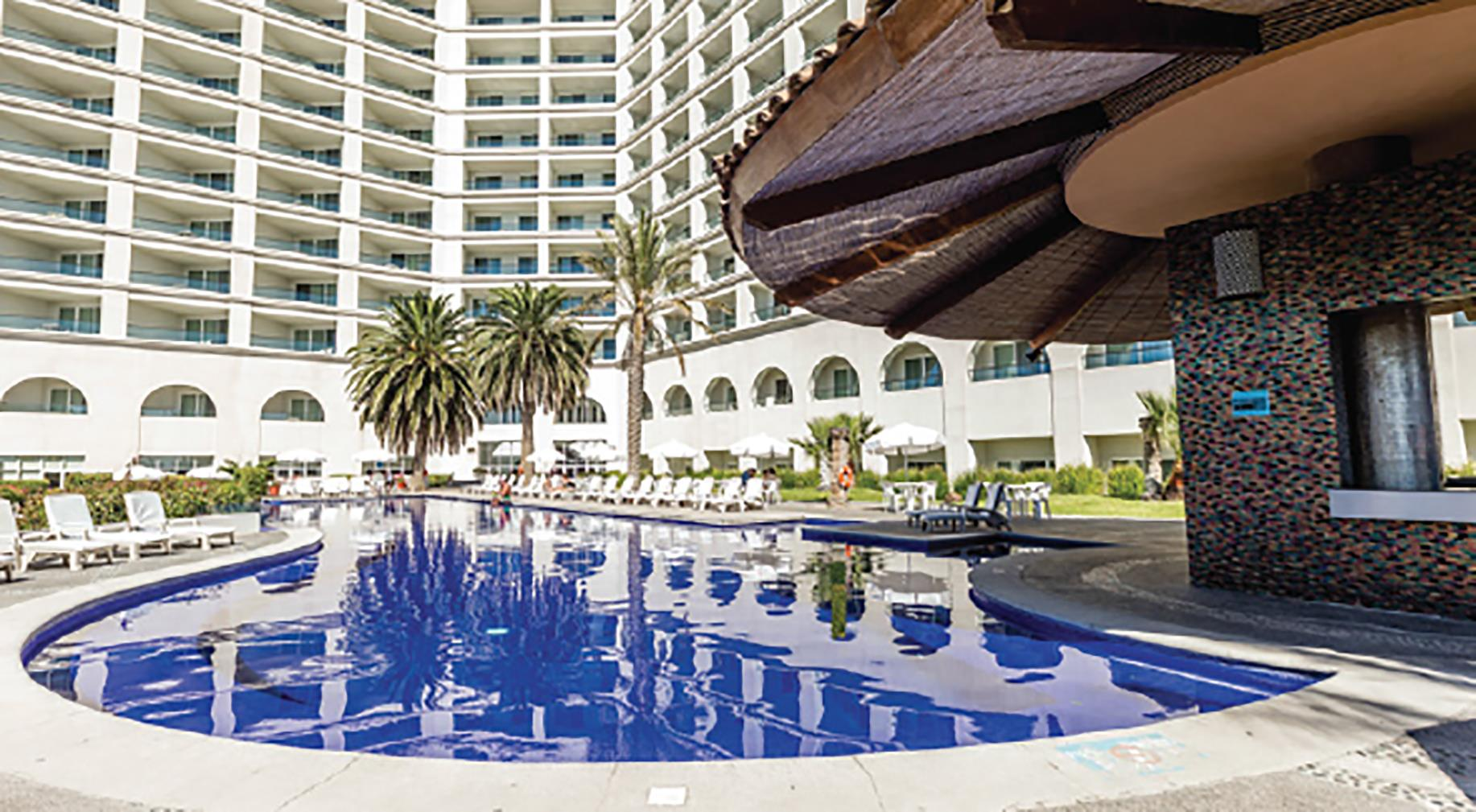 ROSARITO BEACH HOTEL OUTDOOR POOL