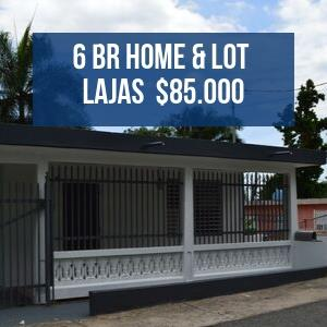 Home For Sale in Lajas