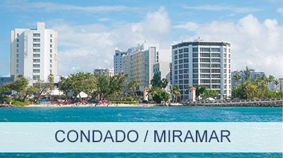 Real Estate in Condado and Miramar