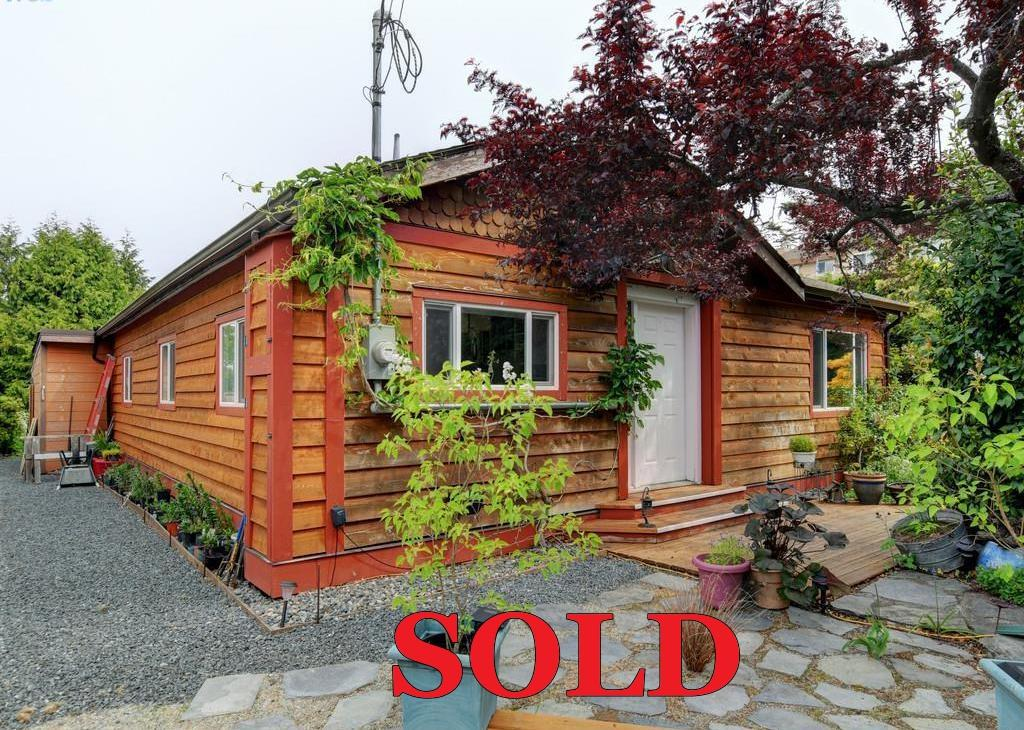 Sold by David Stevens Royal LePage Coast Capital Realty
