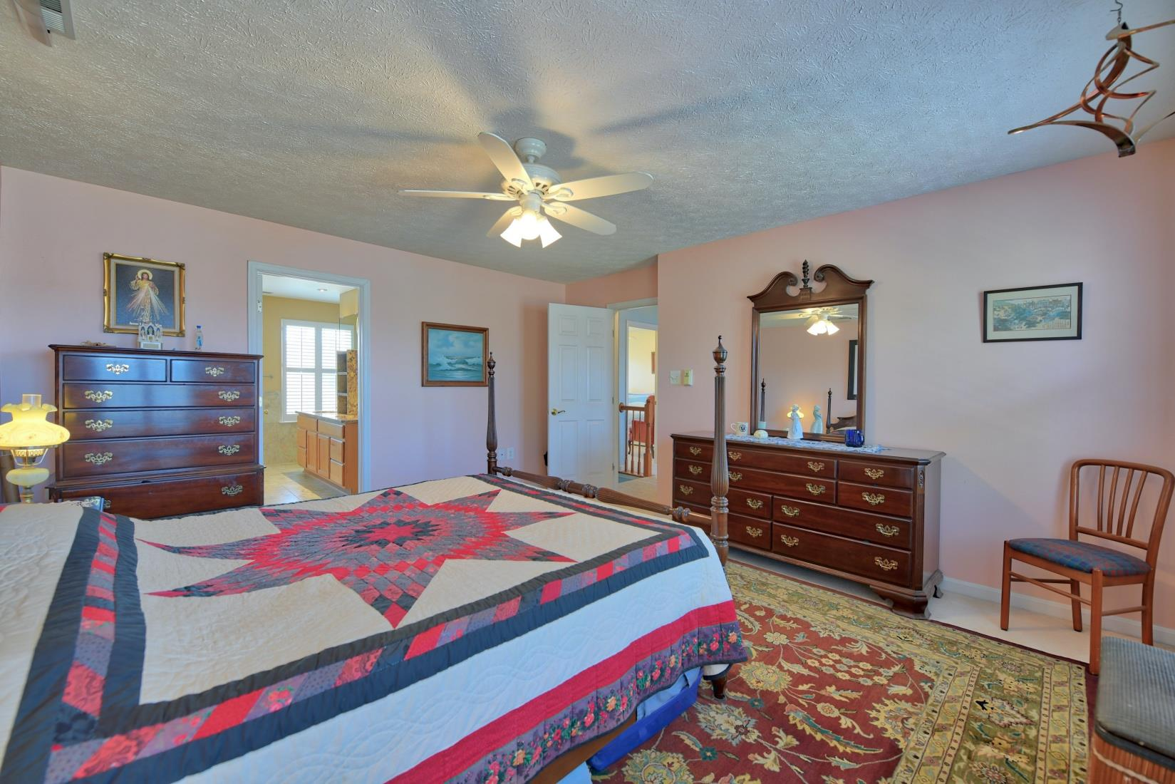 20955 Oakland Hall Road / Avenue MD / St Marys County Waterfront - Master Bedroom