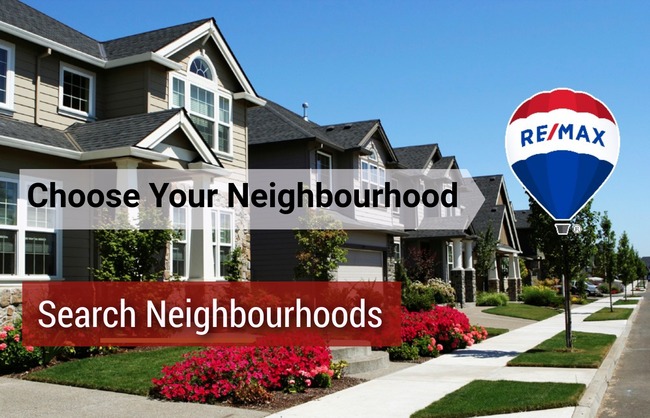 Search Winnipeg Neighbourhood Areas