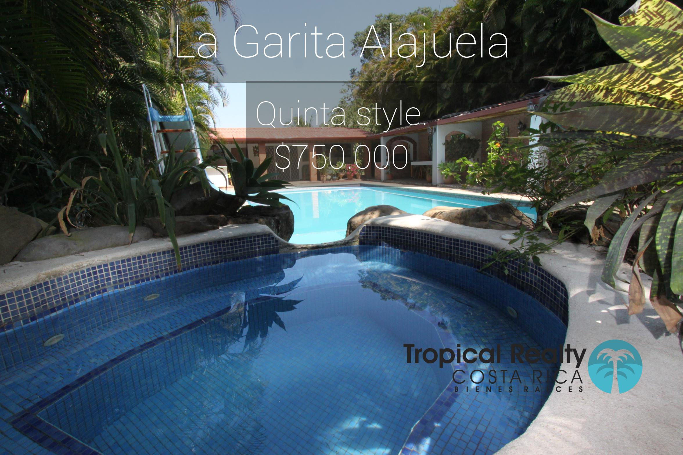 La Garita Alajuela home for sale
