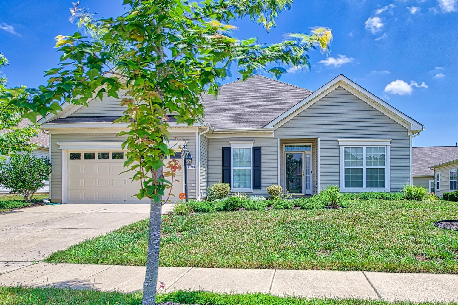 Presented by Marie Lally, Your Southern Maryland Realtor and Award Winning Realtor in Southern Maryland!  This beautiful home is located at 11194 Commanders Lane in White Plains, in Heritage a 55+ Community in Charles County!