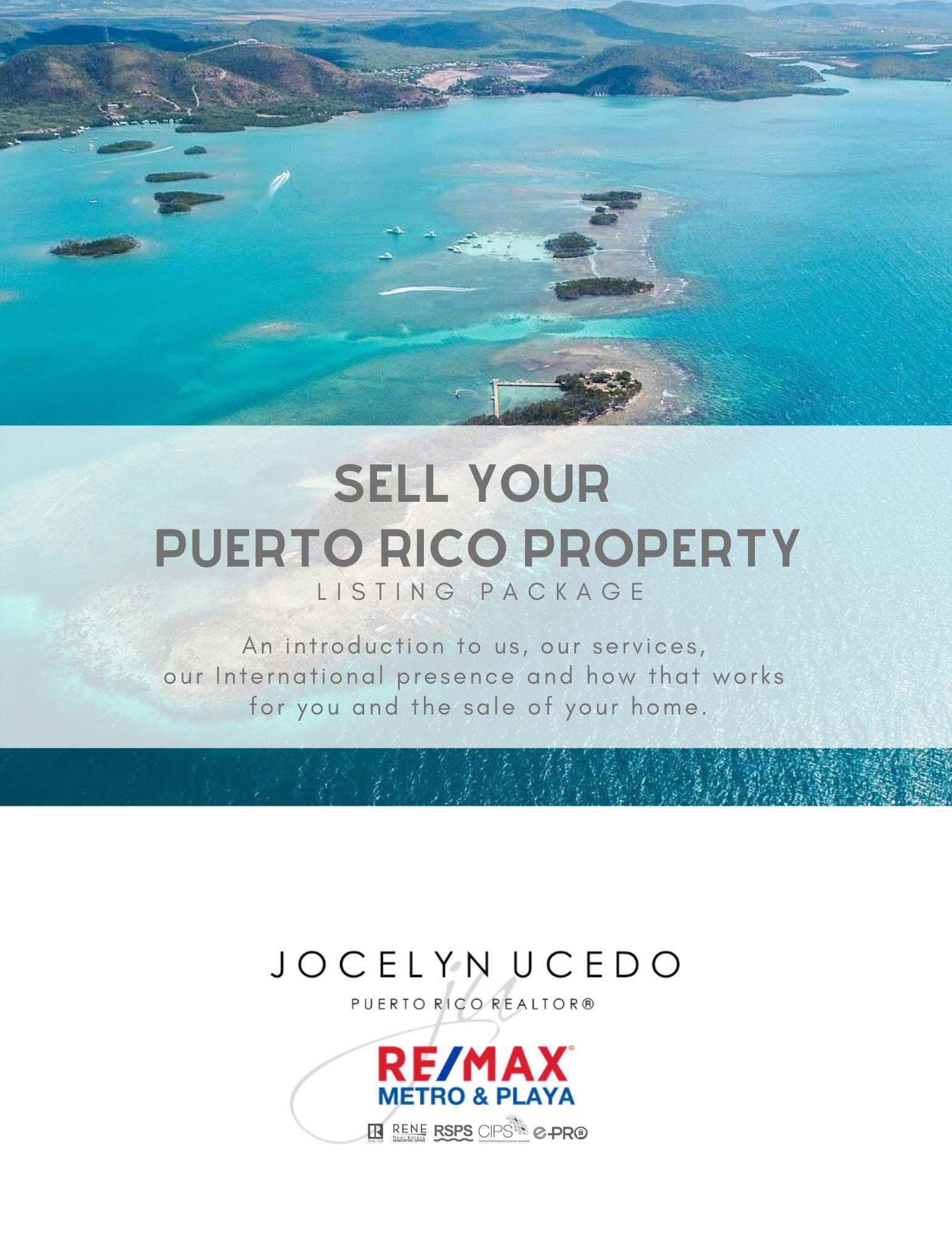 Seller's Online Guide to Selling your Puerto Rico home