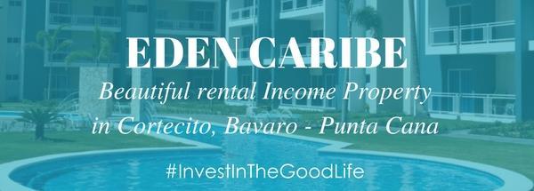 Eden Caribe Condos for sale in Cortecito, Bavaro- Punta Cana